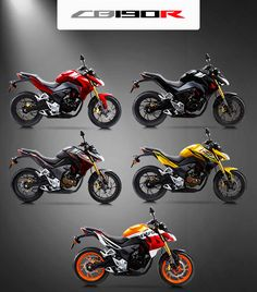 Honda has launched 2 all-new china-exclusive motorcycles namely CB190R & CBF190R.     [image]   Key Specifications of Honda CB190R & CBF190R –    1) Dimensions (LxWxH) – 1982mm x 744mm x 1041mm   2) Wheelbase – 1356mm | Ground Clearance – 138mm   3) Seat Height – 771mm | Kerb Weight – 140kg   4) 184cc Air-cooled 4-Stroke 1-Cylinder Engine   5) Bore x Stroke – 61mm x 63mm   6) Compression Ratio – 9.5 : 1   7) Maximum Power – 15.68 BHP @ 8000 rpm   8) Maximum Torque – 15 NM @ 7000 rpm  ...