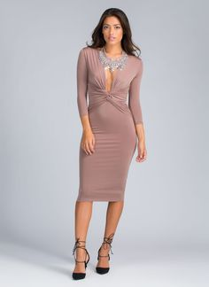 Maybe you and your ex were *knot* meant to be, but you and this dress are definitely supposed to meet and fall in love.