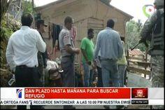 Autoridades dan plazo a últimos residentes de La Vieja Barquita para buscar refugio