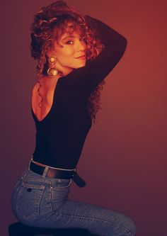 Mariah Carey - I loved her in the 90s                                                                                                                                                                                 More