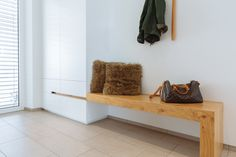 Entryway Bench, Furniture, Design, Home Decor, Building Homes, Entry Bench, Hall Bench, Decoration Home, Room Decor
