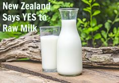 new zealand approves raw milk sales