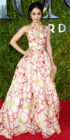 Tony Awards 2015: See All the Best Looks - Vanessa Hudgens from #InStyle