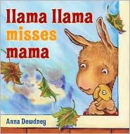 Book, llama llama misses mama by Anna Dewdney; great first day of school book for moms and teachers