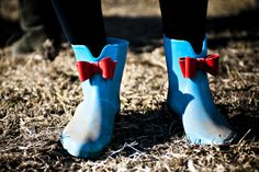 The perfect boots for touring the vineyards on a rainy day, or if you are going to harvest!