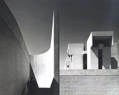 I.M. Pei, The Mesa Laboratory, Boulder, Colorado, 1964-67