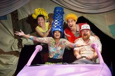 Unicorn Theatre tackles a post-apocalyptic vision of 'The Simpsons ...