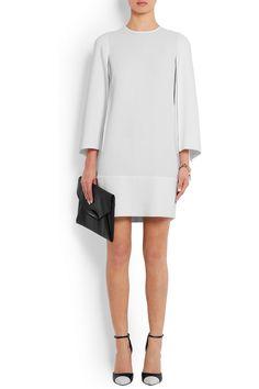 Givenchy | Mini-robe en crêpe stretch blanc | NET-A-PORTER.COM