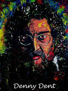 denny dent - original speed painter genius!