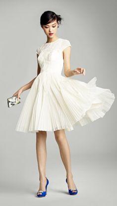 the perfect rehearsal dinner/bridal shower dress!