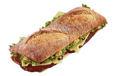 McBaguettes from McDonald's  Shall we... pair with wine?