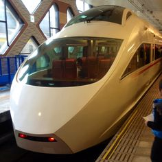 Japanese trains.....fast and efficient