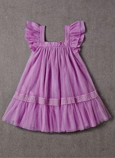 Baby Frock Pattern, Frock Patterns, Baby Girl Dress Patterns, Pattern Sewing, Girls Dresses Sewing, Cute Girl Dresses, Little Girl Dresses, Girl Outfits, Kids Frocks Design