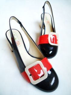 modflowers: orla kiely for clarks shoes