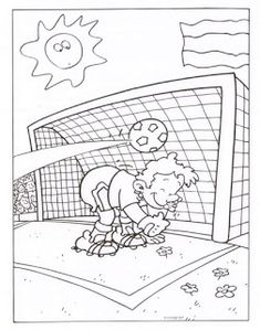 Soccer Coloring Pages for Adults Adult Coloring Pages, Coloring Pages For Kids, Coloring Sheets, Free Kick, Rainy Day Activities, Color Me Beautiful, School Sports, Games For Kids, Soccer