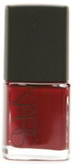 NARS NAIL Polish in Jungle Red 1 Because red can never go wrong, even in summer! www.teelieturner.com #fashion
