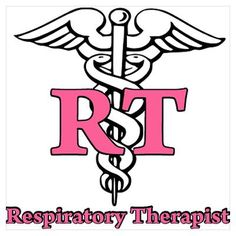 Love respiratory therapy and also love pink