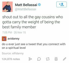 I love my cousin a bunch but we're both lgbt and yall know there can't be TWO gay cousins so the only way to resolve this is a fight to the death Lgbt Memes, Funny Gay Memes, Lgbt Love, Lgbt Community, Gay Pride, In This World, Jokes, Mood, Wife Quotes