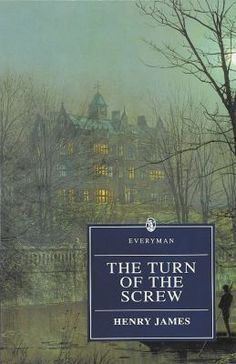 The Turn of the Screw is a fireside tale of evil and mystery. Filled with extraordinary drama, Henry James' story has been widely popular ever since its publication in 1898. It also inspired a film, a play, and an opera. A governess has been hired to care for two orphaned young children in their uncle's English country home. But soon after she meets the boy and his sister, the governess begins to see fearful apparitions ... http://www.librarypoint.org/book_groups