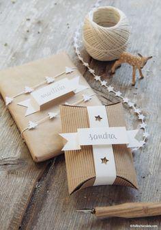Простые упаковки подарков (подборка) / Упаковка подарков / ВТОРАЯ УЛИЦА