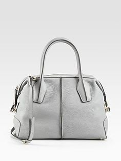 Tod's D-Styling Bauetto Piccol Top Handle Bag
