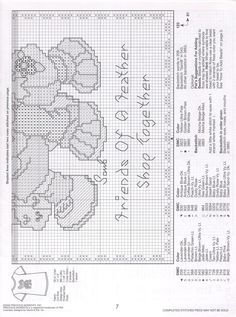 Solo Patrones Punto Cruz (pág. 931) | Aprender manualidades es facilisimo.com