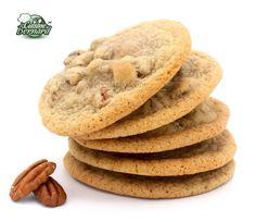 La Cuisine de Bernard : Cookies aux noix de pécan Cooking Cookies, Brownie Cookies, Pancakes, Muffins, Breakfast, Desserts, Recipes, Ceux Ci, Totalement