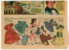 77.6165: Michele | paper doll | Paper Dolls | Dolls | Online Collections | The Strong