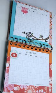 DIY bind it all planner (complete with print outs)