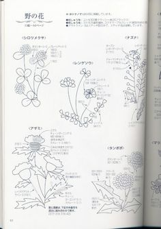 ru / Фото - China embroidery - bird-of-heart Herb Embroidery, Embroidery Flowers Pattern, Hardanger Embroidery, Japanese Embroidery, Beaded Embroidery, Cross Stitch Embroidery, Embroidery Designs, Purse Patterns, Flower Patterns