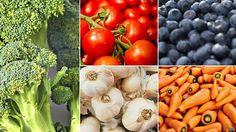 ¿Qué alimentos es mejor comerlos crudos y cuáles cocidos?