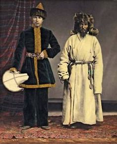 The Kyrgyz People. 1872
