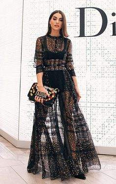 119 mentions J'aime, 5 commentaires - Elegant_and_haute_couture (Lucie. Trend Fashion, Fashion Week, Look Fashion, Runway Fashion, High Fashion, Womens Fashion, Fashion Design, Party Fashion, Looks Chic