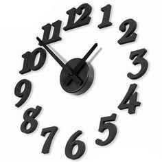 Relógio de parede DIY R$40.00