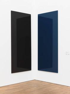 Gerhard Richter 'Corner Mirror, brown-blue (737-1, 737-2)', 1991 © Gerhard Richter