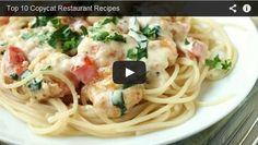 Top 10 Copycat Restaurant Recipes: http://www.restaurantsecretrecipes1801.blogspot.com/