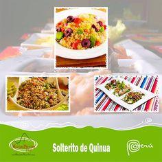 Solterito de Quinua - Gastronomía Peruana