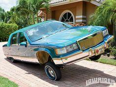 1993 Cadillac Fleetwood - So Hood 9   CCE Hydraulics   Flickr