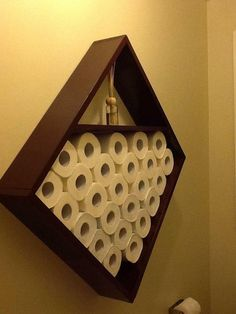 Super toilet paper storage cabinet the wall Ideas Diy Storage, Bathroom Storage, Wall Storage, Bathroom Bin, White Bathroom Accessories, Toilet Paper Storage, Toilet Roll Holder Storage, Bathtub Tile, Glass Bathroom