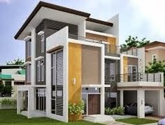 home design using the design concept of a minimalist in the house. The design concept of minimalism is a simple yet stylish modern house exterior design. Exterior Paint Colors For House, Paint Colors For Home, Exterior Colors, Modern Minimalist House, Modern House Design, Minimalist Style, Outside House Colors, House Paint Color Combination, Style At Home