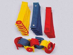 lop and learn fine motor bands