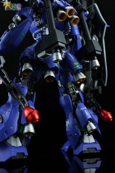 GUNDAM GUY: Strike Kampfer - Customized Build
