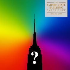 April 30, 2016: The Empire State Building will reveal the lighting scheme chosen by fans to celebrate the building's 85th Anniversary on Sunday at sunset.