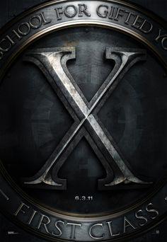 'X-Men: First Class' Movie Photo Gallery: 'X-Men: First Class' Teaser Poster