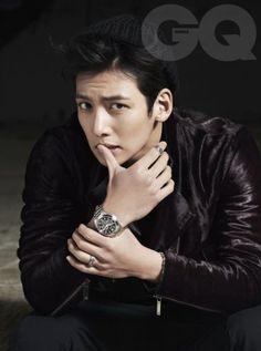 Ji Chang Wook - GQ Magazine December Issue He is hot hot hot in 'Healer'. Korean Star, Korean Men, Asian Actors, Korean Actors, Korean Dramas, Healer Kdrama, Ji Chang Wook Healer, Ji Chang Wook Photoshoot, Ji Chan Wook