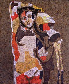 Jesús Risueño - Pintura - Grabado : La Source