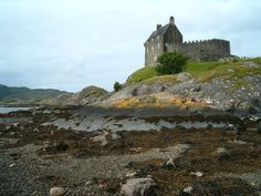 Duntrune Castle is located on the north side of Loch Crinan and across from the village of Crinan in Argyll, Scotland. It is thought to be the oldest continuously occupied castle on mainland Scotland.