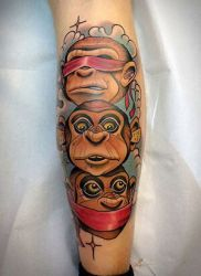 If you're really passionate for tattoos, then you better dig out some amazing tattoo designs and a real tattoo artist.