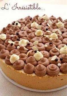 L'irrésistible - Entremets chocolat praliné de Rappelle toi des Mets