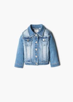 Medium denim jacket